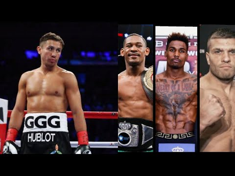 """TEAM GOLOVKIN ADMITS UNIFYING IS NO LONGER A """"PRIORITY"""" AND EXPLAINS WHY"""