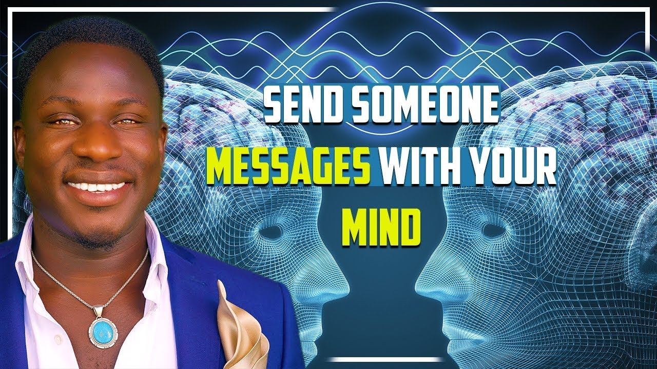 how to send telepathic messages to someone