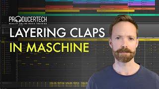 Layering Claps in Maschine NEW