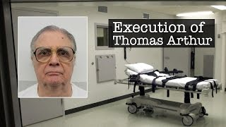 The Execution of Thomas Arthur