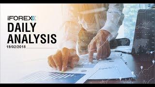 iFOREX Market Headlines 19-02-2018: US Indices, AT&T & USD