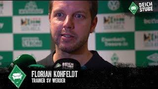 """""""Das habe ich mir anders vorgestellt"""" - Kohfeldt über den Test gegen die Kaizer Chiefs"""