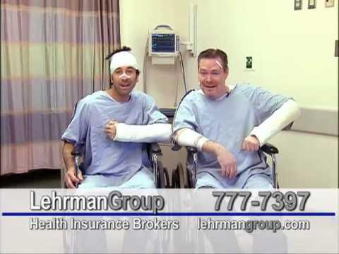 Funny Arizona health insurance TV commercial