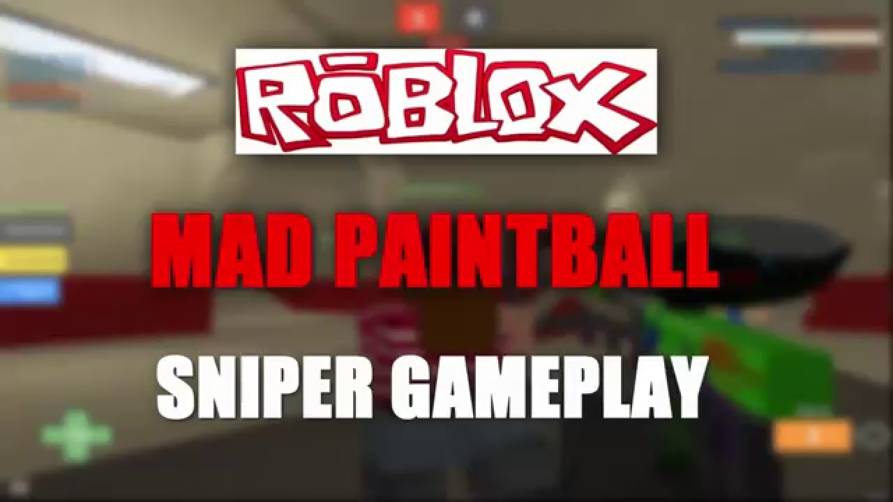 Mad Paintball: Sniper Montage With Drew - YouTube |Mad Paintball Sniper