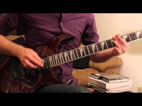 dead sara - weatherman (guitar instruction + tab)