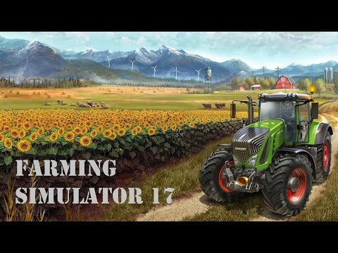 """Сколько можно заработать на вывозе мусора?На карте""""Россия""""Farming Simulator 17"""