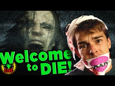 PLEASE GOD NO! | Resident Evil 7: Biohazard - Horror live stream by GTLive.