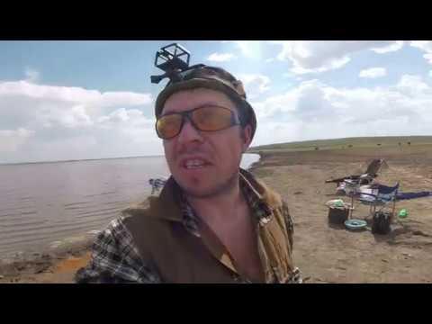 Рыбалка На Ириклинском Водохранилище .Жара ,Карась И Хорошая Компания