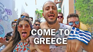 COME TO GREECE