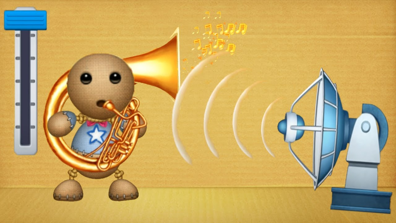 The Buddy Trumpet Music vs Machines Sound Generator | Kick The Buddy 2020