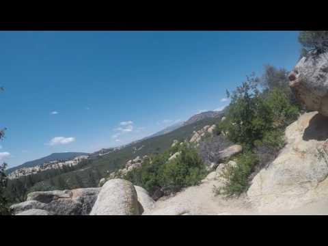 PCT Week 2: Mile 109 (Warner Springs) - 186 (San Jacinto)