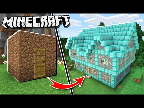NOOB HOUSE vs PRO HOUSE in Minecraft!