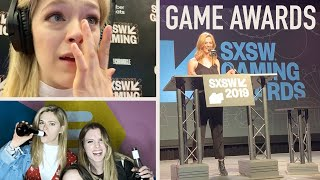 Being A Presenter At SXSW Gaming | Kelsey Impicciche thumbnail