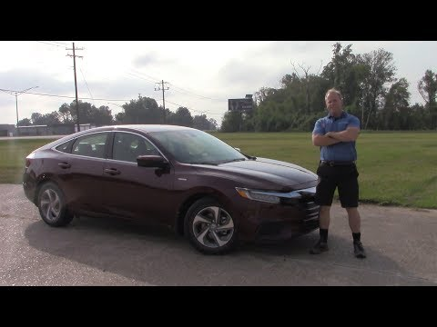 Does The 2020 Honda Insight EX Really Get 1.9 Gallons MPG Per 100 Miles?