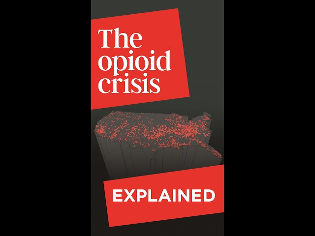 The Opioid Crisis Explained... #Shorts
