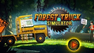Forest Truck Simulator Offroad Log Truck Games - Tiny Lab - Android Gameplay  Bıcır GameVideo
