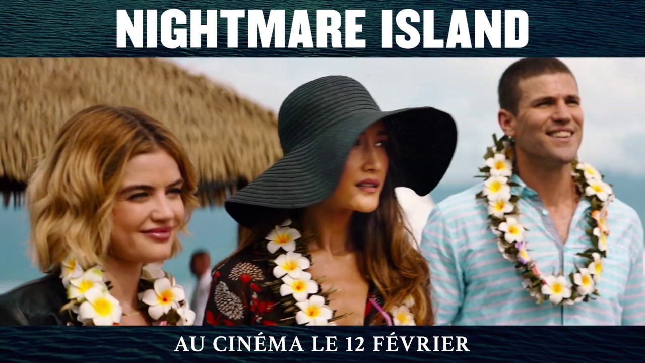 "Nightmare Island - TV Spot ""Duality Safe"" 20s"