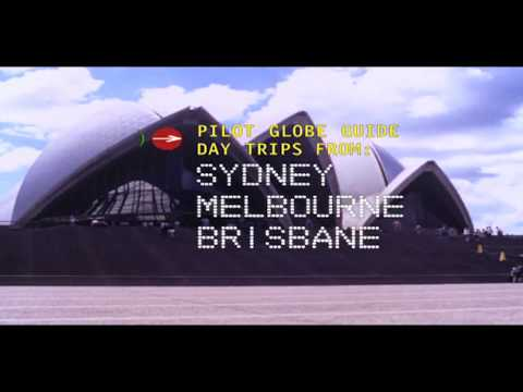 Globe Guides Series 2 - Day Trips: Sydney, Melbourne and Brisbane Trailer