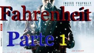 Fahrenheit Indigo Prophecy Gameplay Español Parte 1 ( Juegazo Estilo heavy rain )
