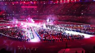 Annie Lennox, Closing Ceremony, London Olympic Stadium, 2012