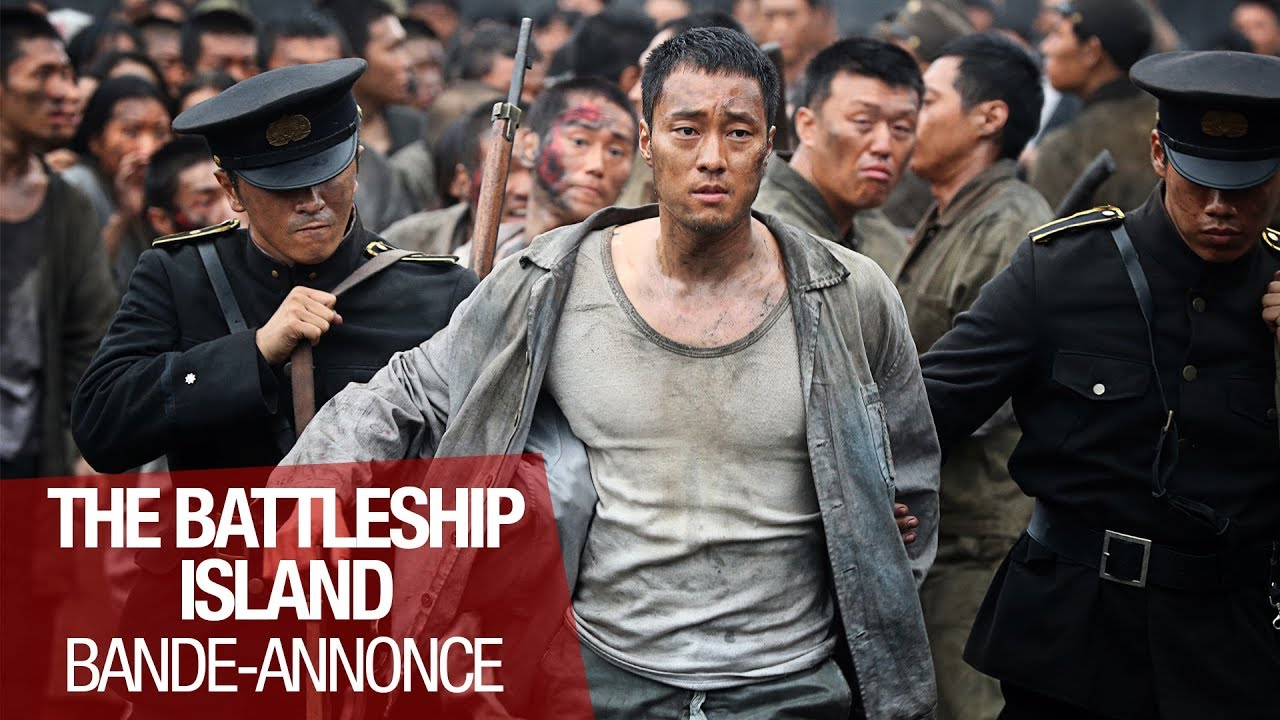 THE BATTLESHIP ISLAND - Bande annonce - VOST