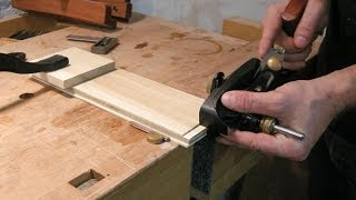 Hand Planes And Joinery- The Good Dr.'s Medicine Chest Part Three.