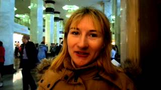 Репортаж из библиотеки МГУ