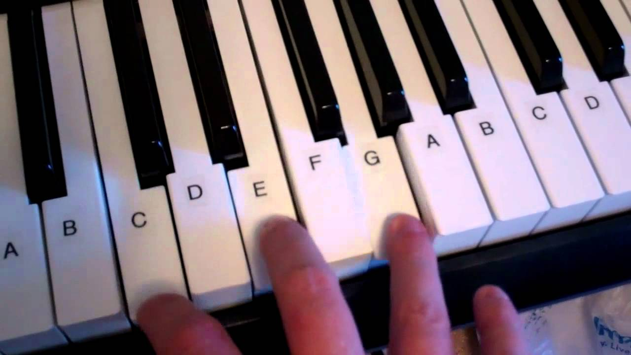 C major chord piano keyboard demo youtube c major chord piano keyboard demo hexwebz Gallery