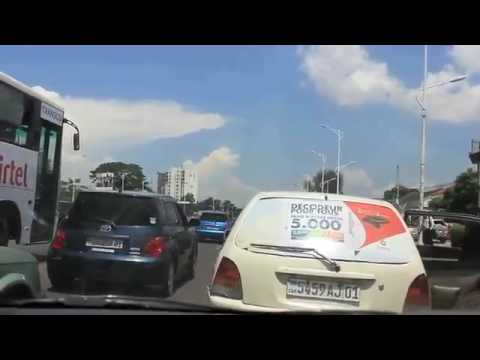 Best video of Kinshasa you never watch