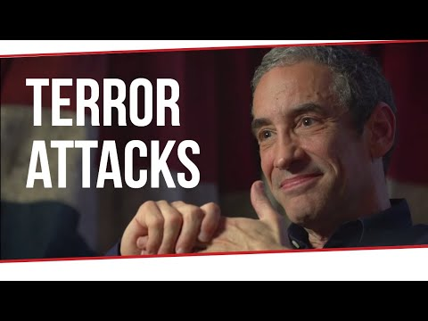 TERRORISM - DOES THE WEST EVEN CARE? - Douglas Rushkoff on London Real