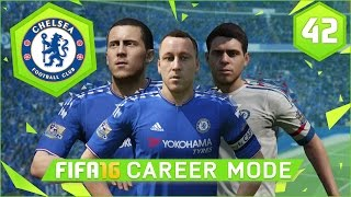 FIFA 16 | Chelsea Career Mode Ep42 - BIG DERBY vs SPURS!!