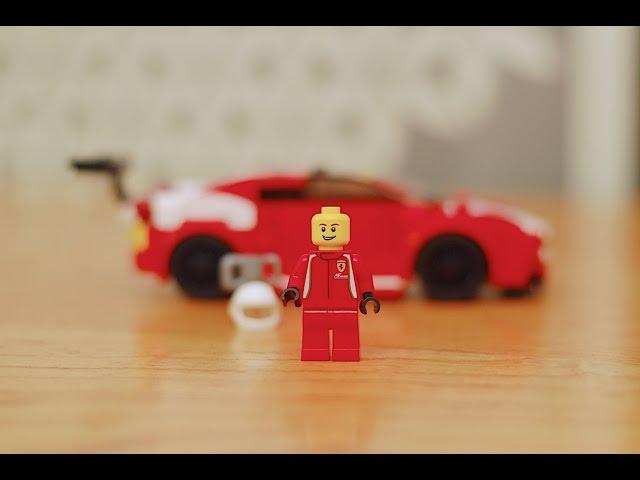 Lego Review Ferrari 458 Italia Minifigology