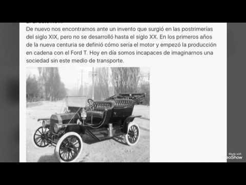 Los 7 Inventos Más Importantes Del Siglo Xx Youtube