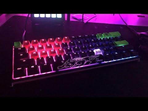 Unboxing My NEW Ducky One 2 Mini Keyboard! *amazing*