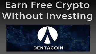Earn Free Crypto with Dentacoin || Get crypto for doing surveys