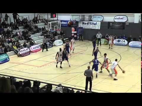 2014/12/06 Noma Iserlohn Kangaroos v. Schwelmer Baskets