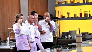 Tema primei probe: gustul de acasă! Semifinaliștii, cu ochii în lacrimi la vederea mesajelor