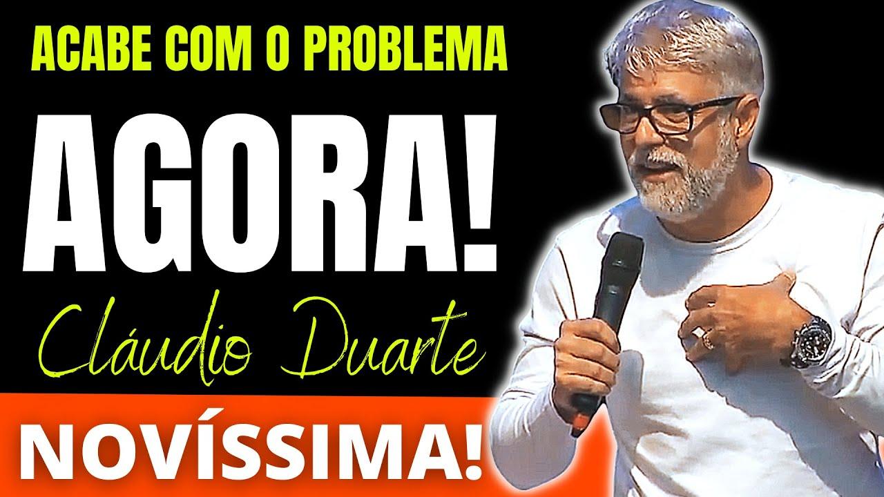 ?  Pastor Cláudio Duarte / ACABE COM ISSO AGORA / claudio duarte /pastor claudio duarte / NoAlvo