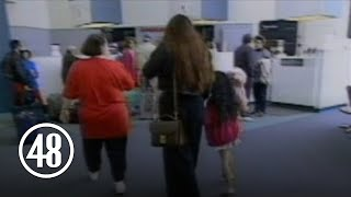 Branch Davidian child reunited with her family