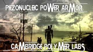 Fallout 4 GUIDES | FAST!! Piezonucleic Power Armor - Cambridge Polymer Labs (Walkthrough / Tutorial)