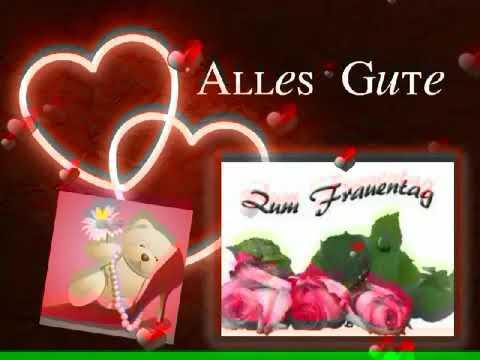 Alles Liebe Zum Frauentag Lustig Alles Liebe Zum Frauentag