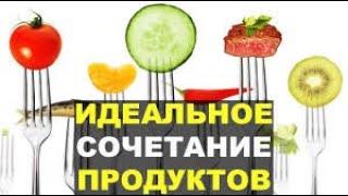 Идеальное сочетание продуктов 2 Вкусный обед и ужин для спортсменов Масса набор Как похудеть