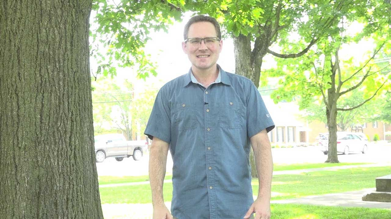 Questioning Life with Pastor Mike Birbeck - Trees