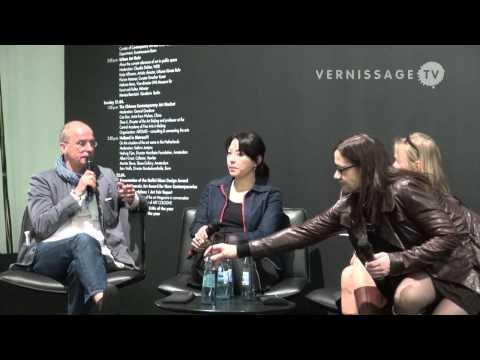 Art Talk at Art Cologne 2013: Urban Art Ruhr (Excerpt)