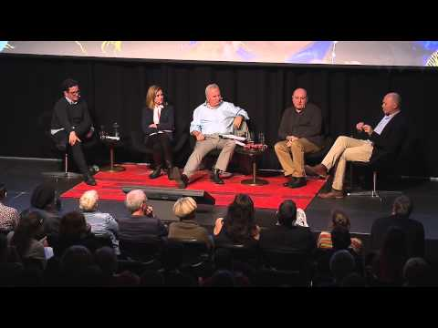 Next Year's News Now Panel, Festival of Dangerous Ideas 2015