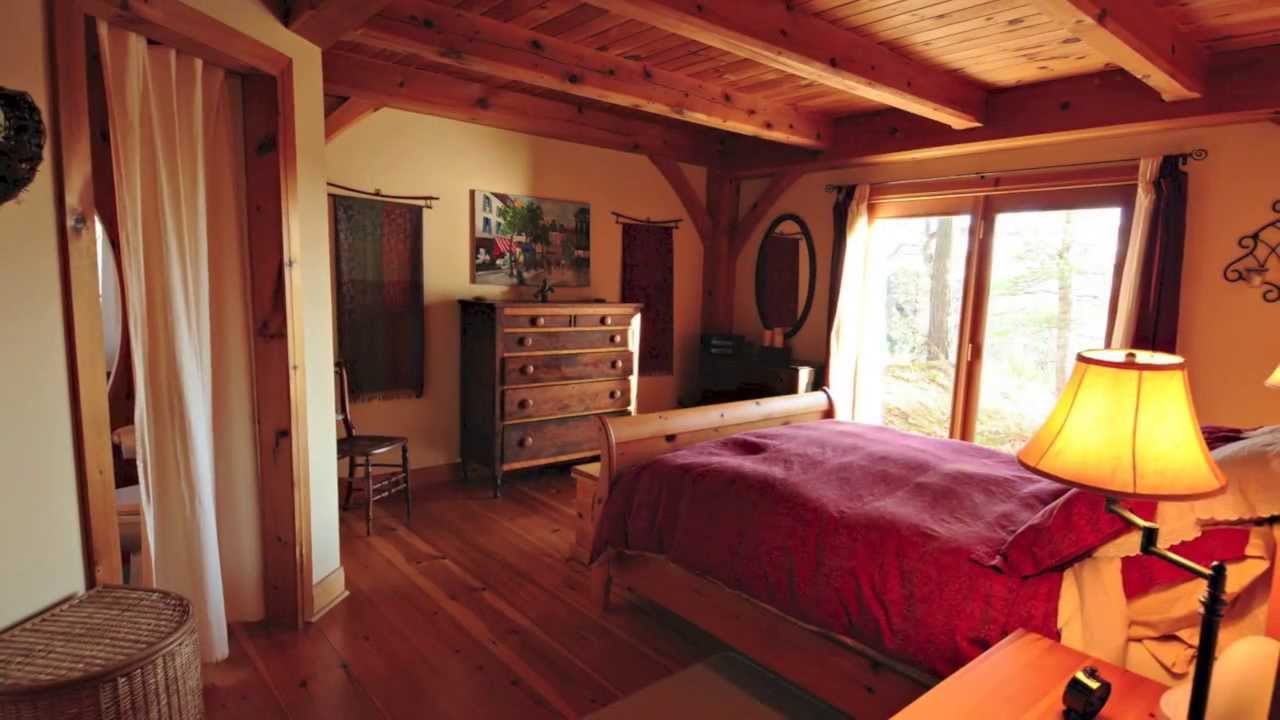 Sand Lake Haven Luxury Timber Frame Home For Sale In