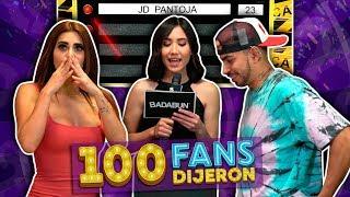 100 Fans Dijeron Ep. 2   La vida secreta de los YouTubers