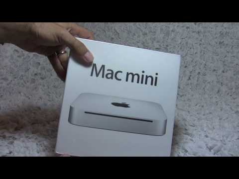 new mac mini unboxing yeni mac mini inceleme youtube. Black Bedroom Furniture Sets. Home Design Ideas