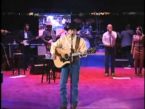 George Strait   Blue Clear Sky Live From The Astrodome