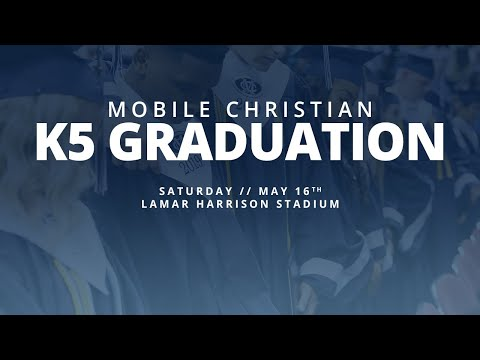 K5 Graduation 2020 // Mobile Christian School